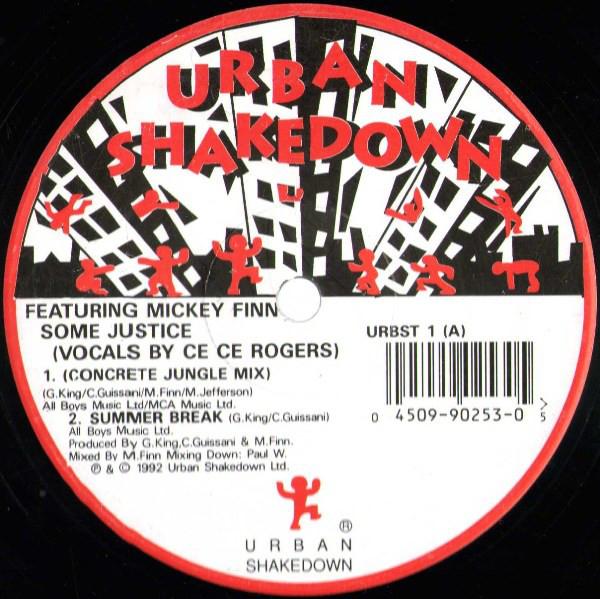 Urban Shakedown – Some Justice (Urban Shakedown)