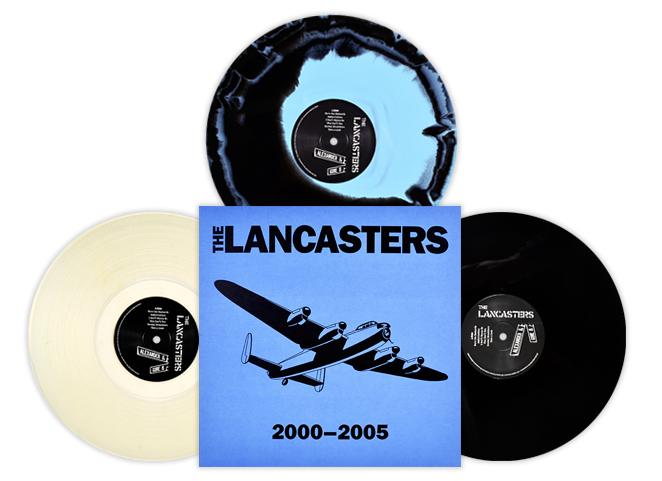 The Lancasters Quot Alexander Amp Gore Quot Lp Pirates Press Records