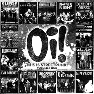 Oi! This is Streetpunk, Volume Four