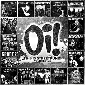 Oi! This is Streetpunk, Volume Five.