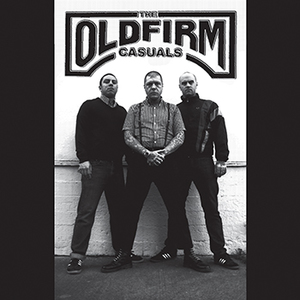 The Old Firm Casuals - S/T EP