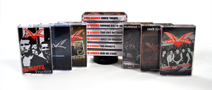 COCK SPARRER Cassette Bundle