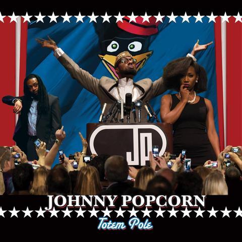 Totem Pole - Johnny Popcorn