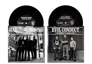Evil Conduct/Marching Orders 7