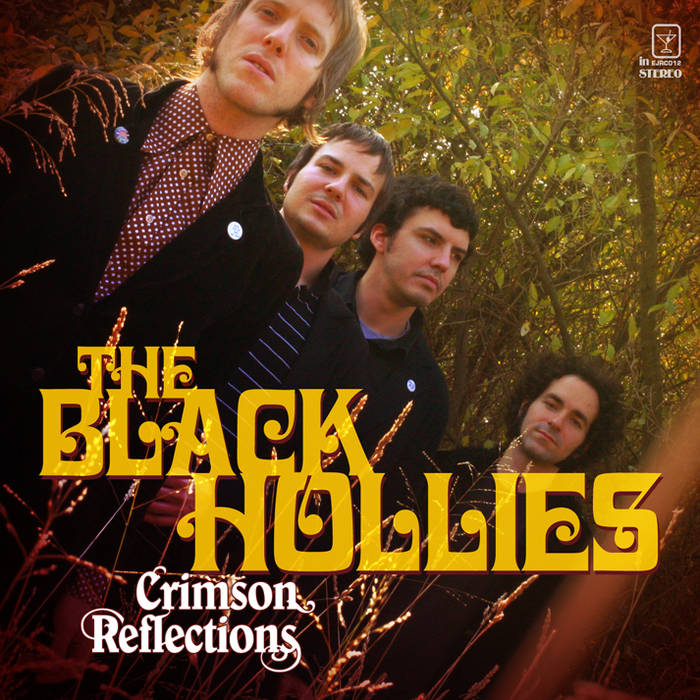 The Black Hollies - Crimson Reflections