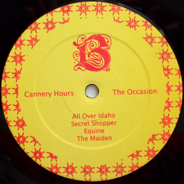 The Occasion - Cannery Hours