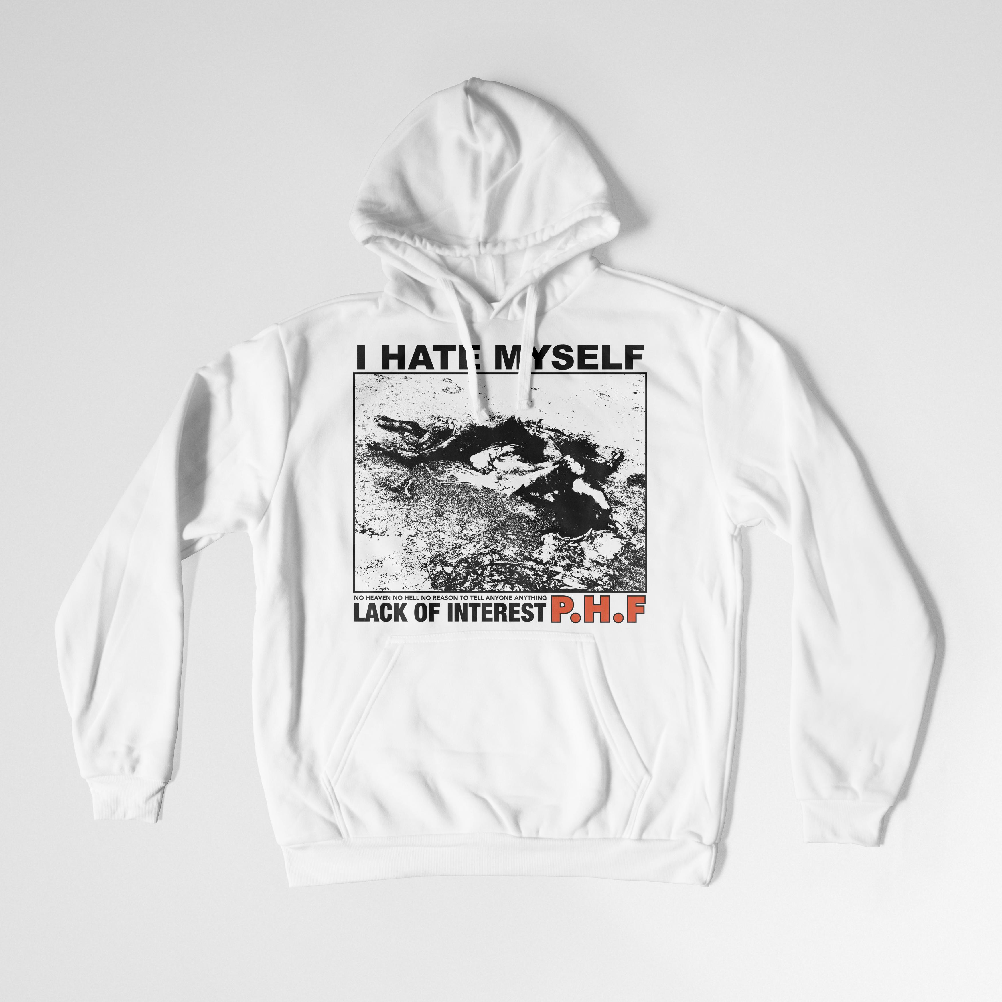 P.H.F. - I Hate Myself