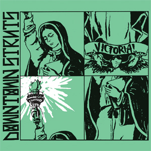 "Downtown Struts: ""Victoria!"": LP/CD"