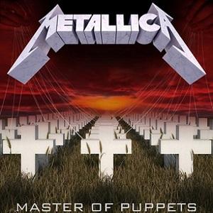 Metallica - Master of Puppets LP
