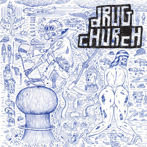 Drug Church - s/t 7