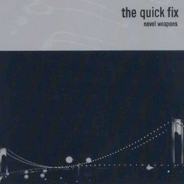The Quick Fix (Kills) - Novel Weapons