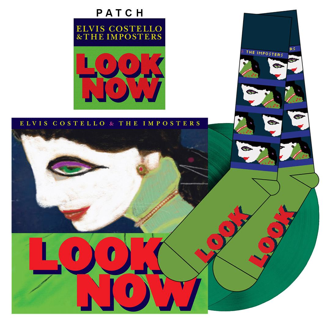 Deluxe Green 2xLP + Socks + Patch