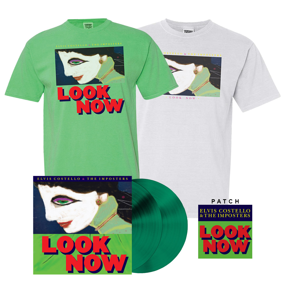 Deluxe Green 2xLP + Tee Shirt + Patch