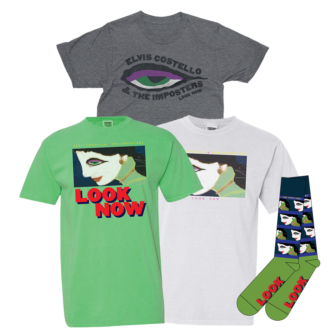 Tee Shirt + Socks Bundle