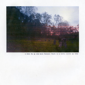 Teen Suicide - I Will Be My Own Hell Because There is a Devil Inside My Body LP