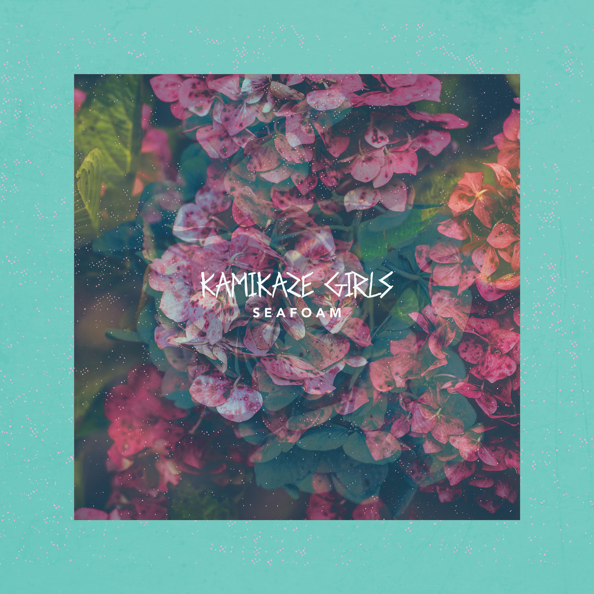Kamikaze Girls - Seafoam LP