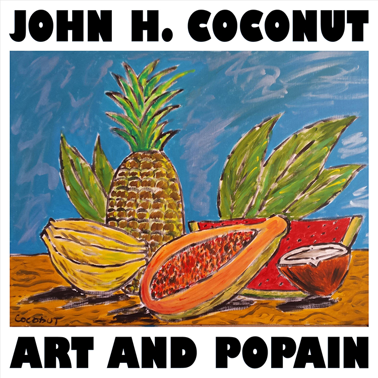 John Humphrey Coconut - Art And Popain