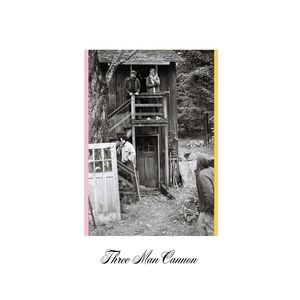 Three Man Cannon - s/t LP