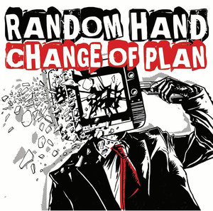 Random Hand - Change Of Plan LP