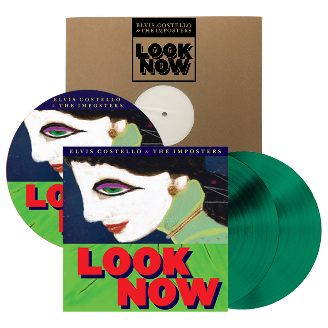 Signed 2xLP Test Pressing + Deluxe Green 2xLP Bundle