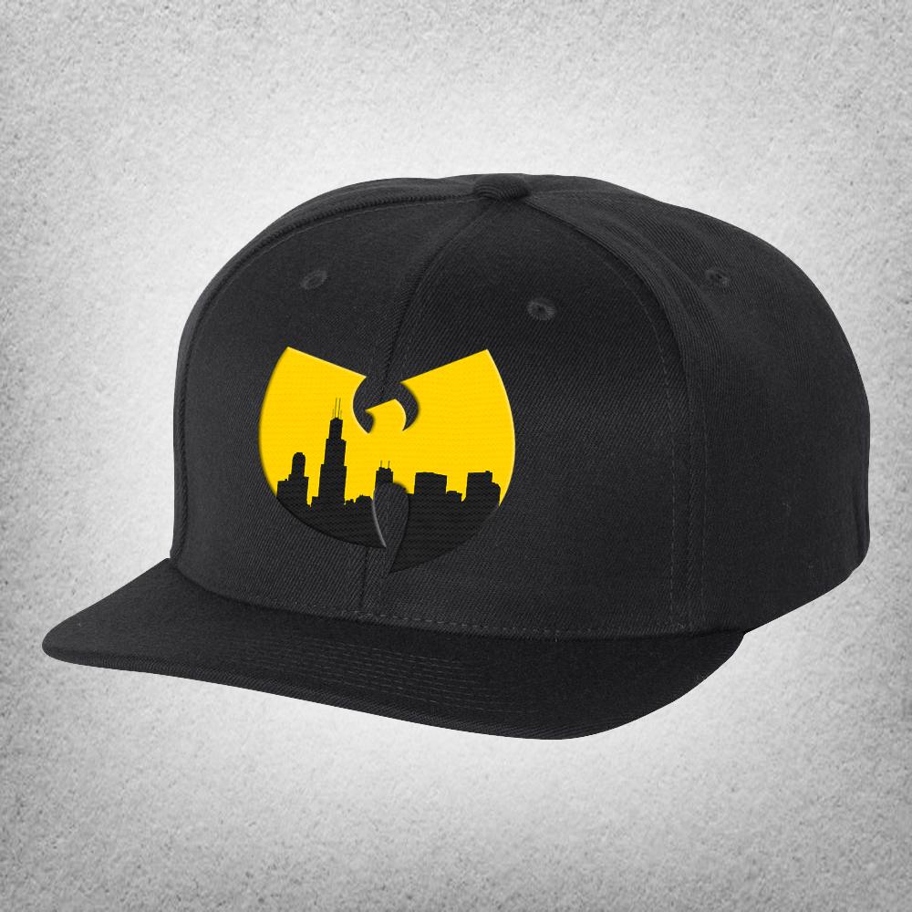 Skyline Snapback Hat