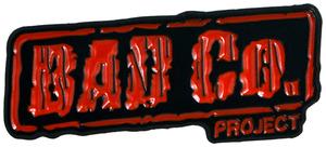 Bad Co. Project Enamel Pin