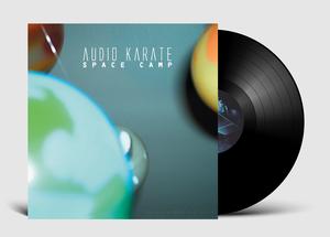 Audio Karate - Space Camp (Reissue) 12