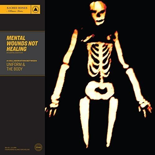 THE BODY & UNIFORM - MENTAL WOUNDS NOT HEALING LP