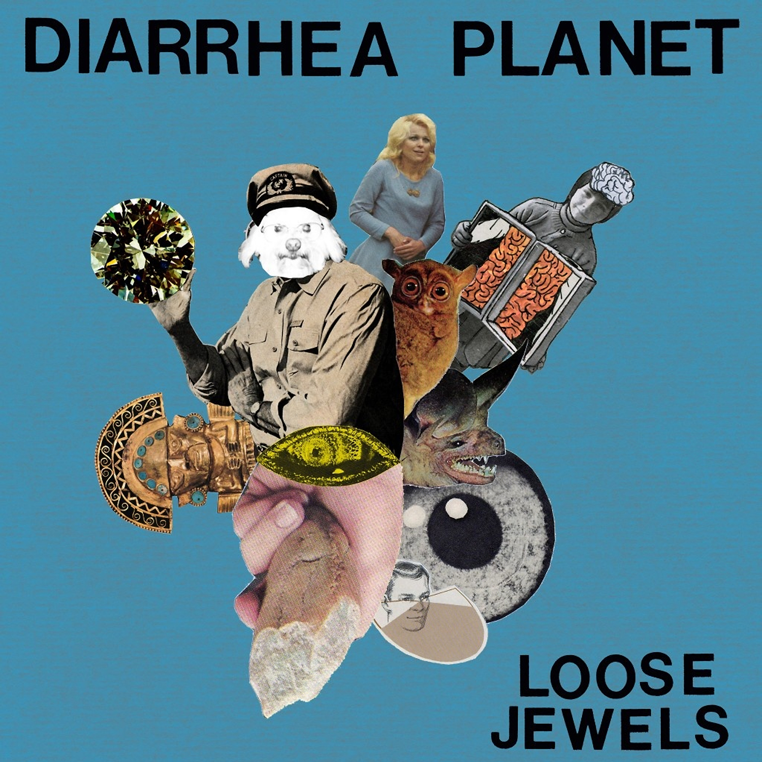 "Diarrhea Planet ""Loose Jewels"""