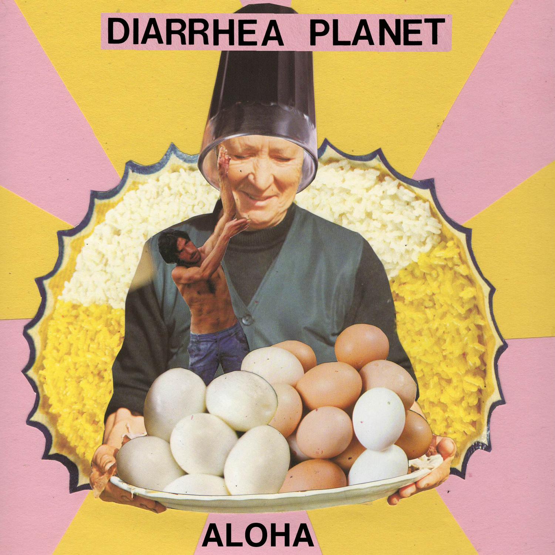 "Diarrhea Planet ""Aloha"" 7"""