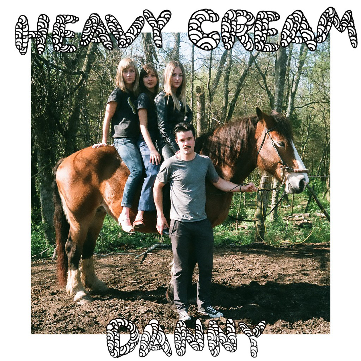 "Heavy Cream ""Danny"" ON SALE NOW!"