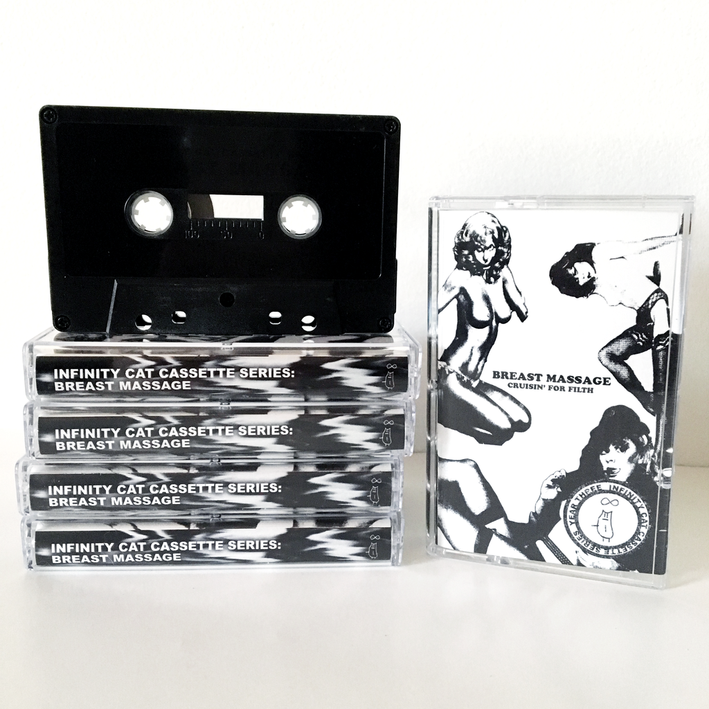 Infinity Cat Cassette Series: Breast Massage CASSETTE SALE!