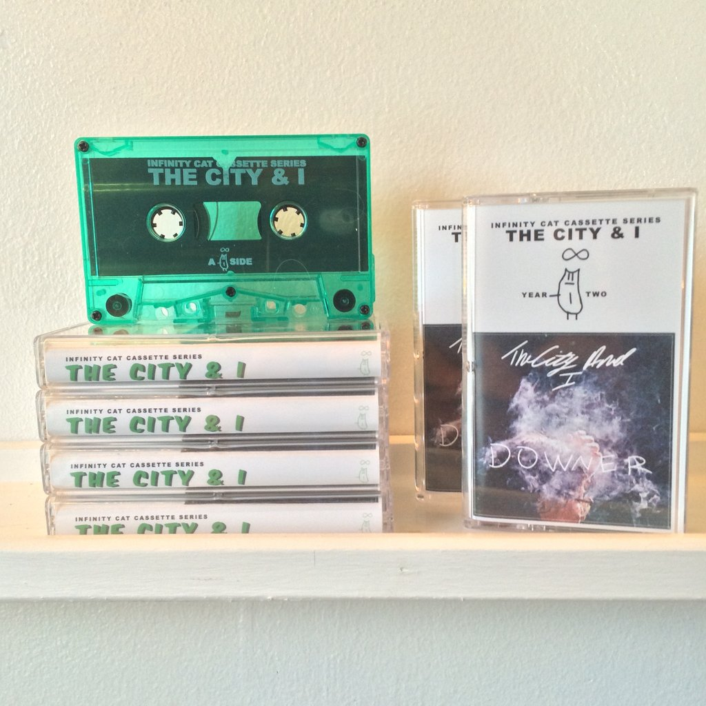 Infinity Cat Cassette Series: The City & I CASSETTE SALE!