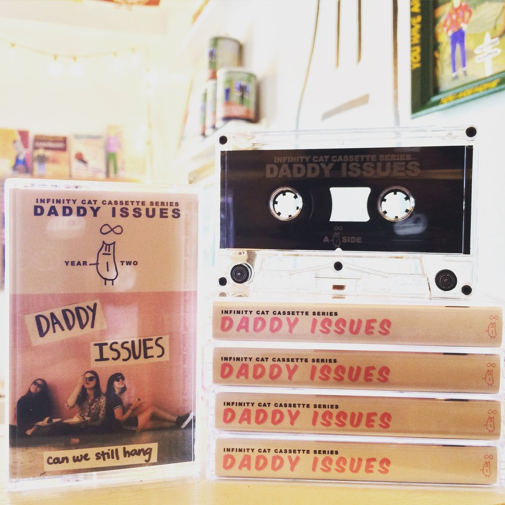 Infinity Cat Cassette Series: Daddy Issues