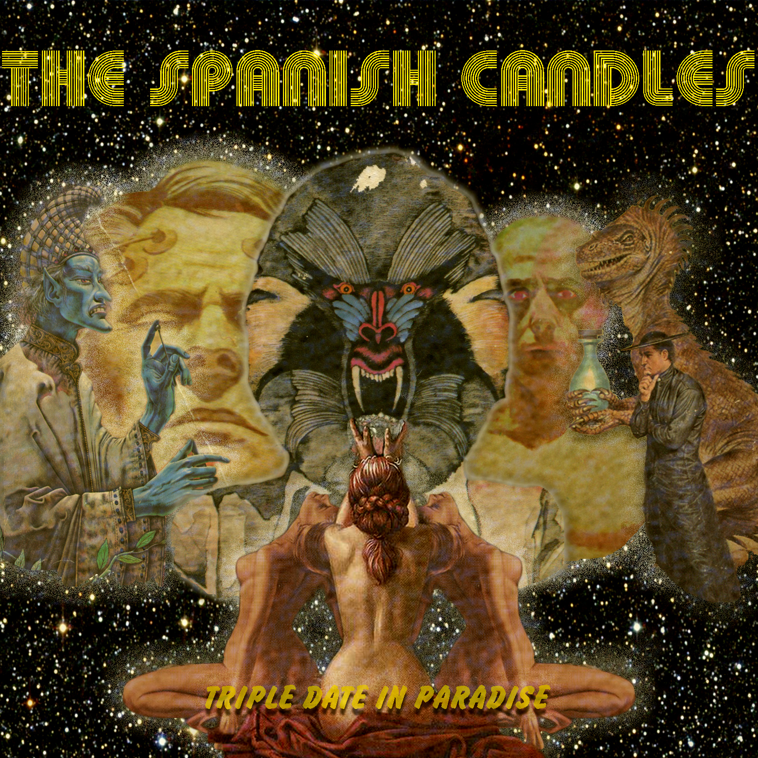 Infinity Cat Cassette Series: The Spanish Candles