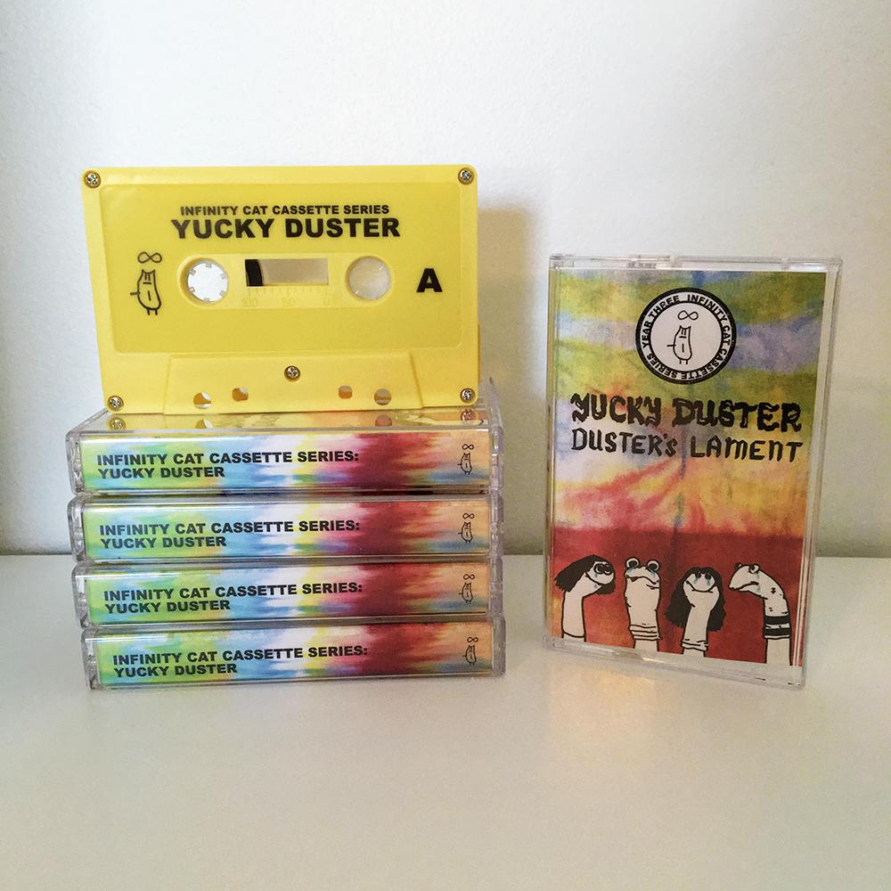 Infinity Cat Cassette Series: Yucky Duster