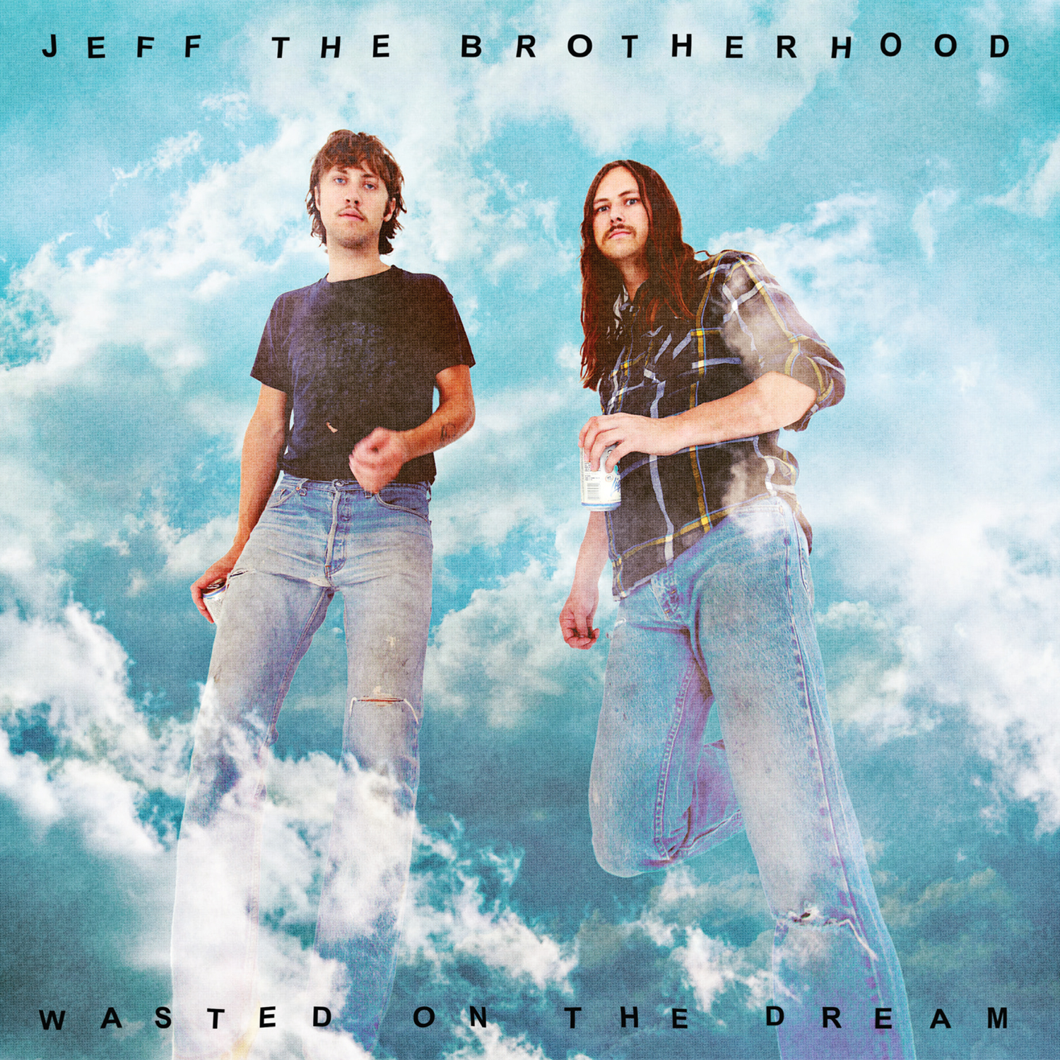"JEFF The Brotherhood ""Wasted On The Dream"" ON SALE NOW!"
