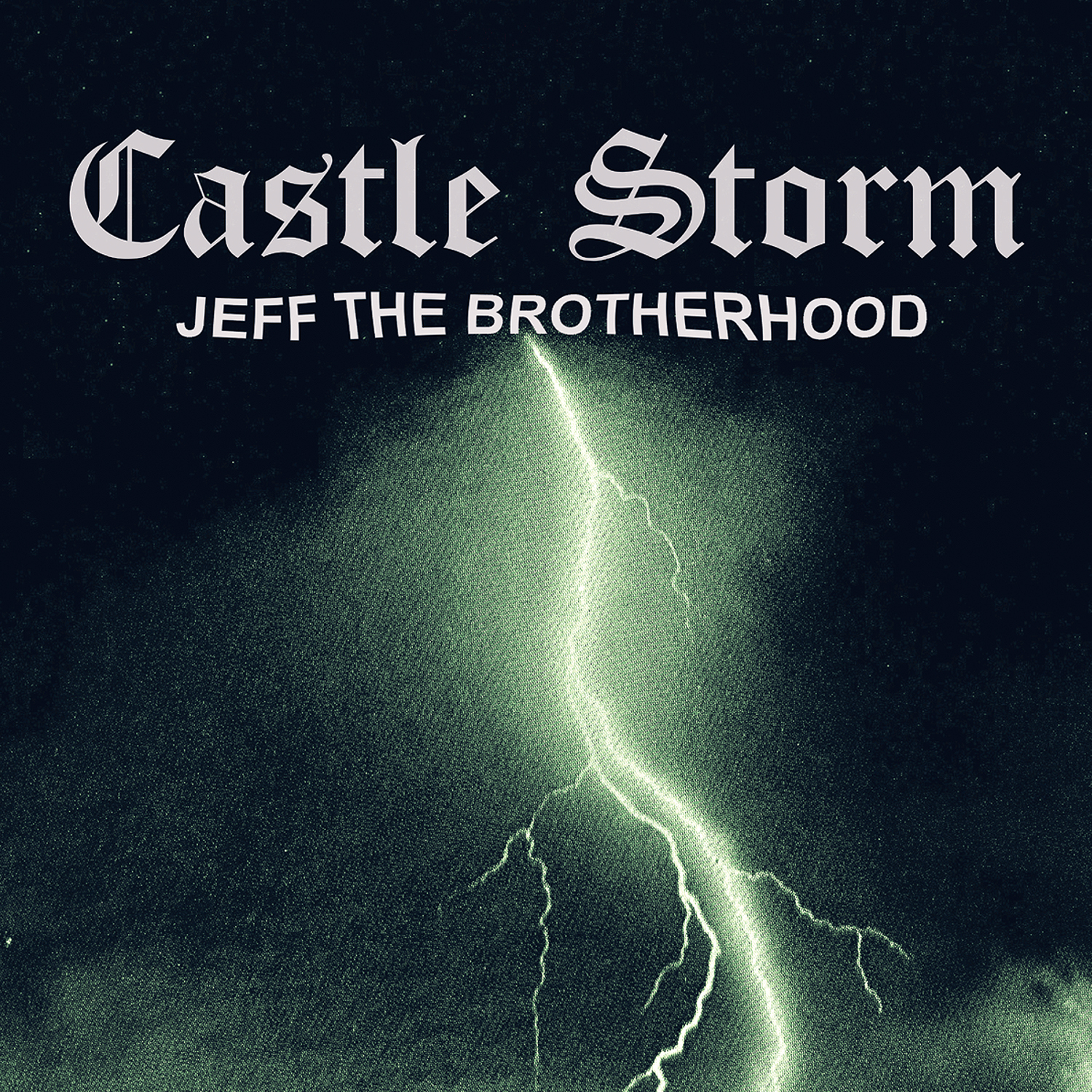 "JEFF The Brotherhood ""Castle Storm"" ON SALE NOW"