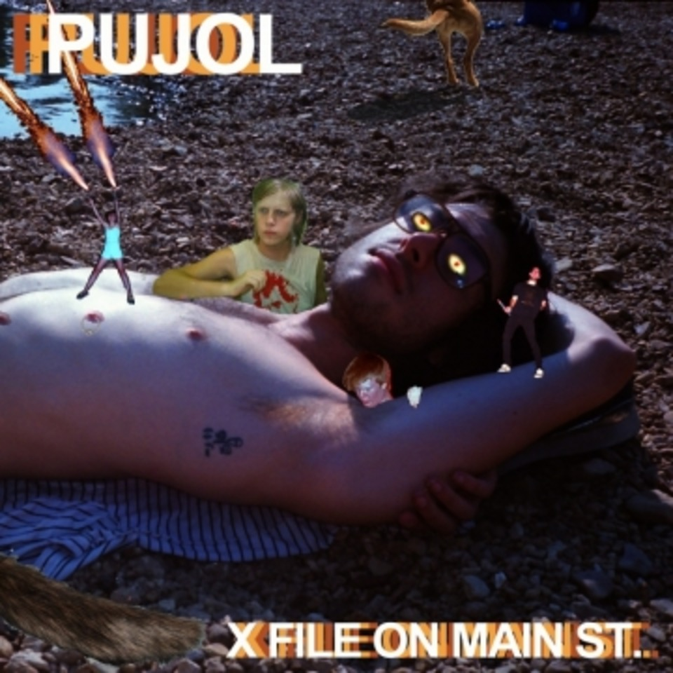 "PUJOL ""X File On Main St"" CASSETTE SALE!"