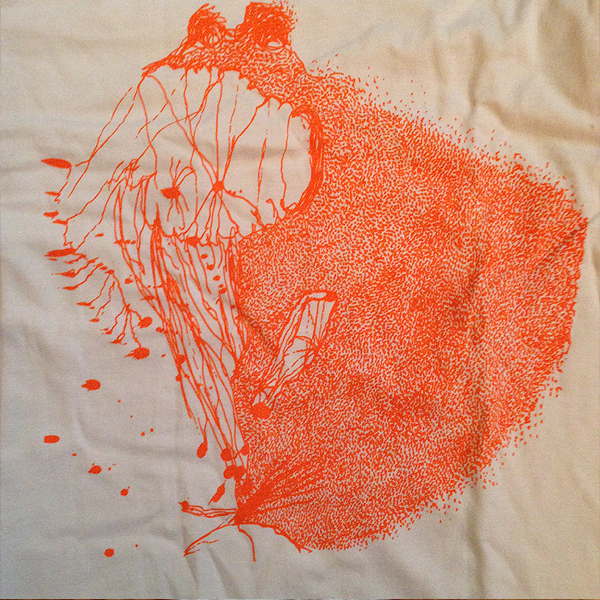 Vintage SS Funk #1 T-Shirt by Jamin/JEFF The Brotherhood NOW ON SALE!