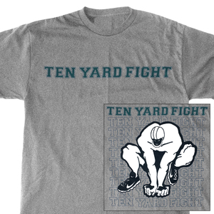 Ten Yard Fight 'Repeating Logo' T-Shirt