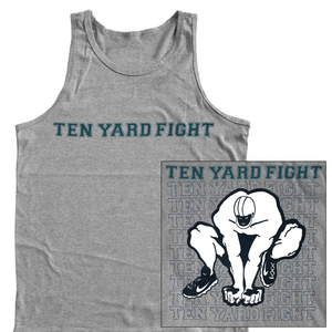 Ten Yard Fight 'Repeating Logo' Tank Top