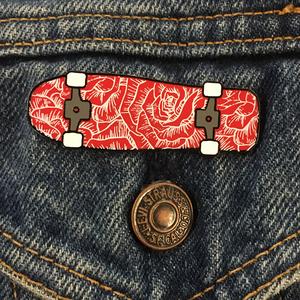 Ceremony 'Skateboard Pin'