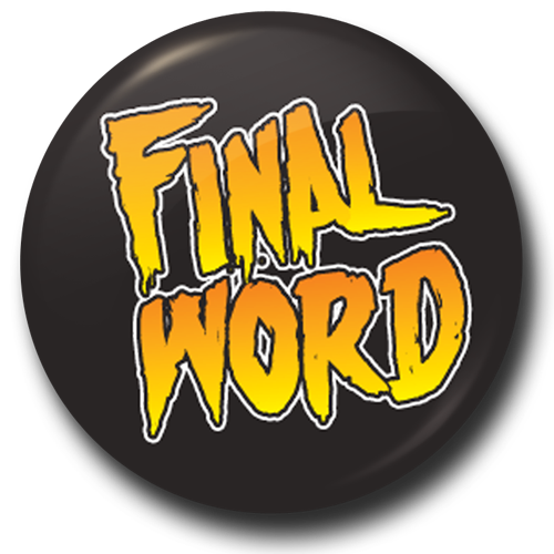 Final Word Button