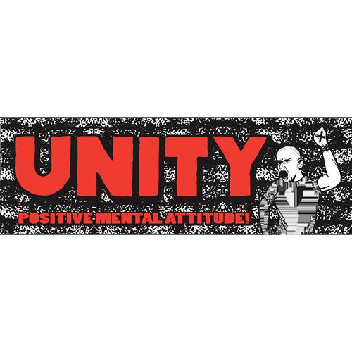 Unity Sticker