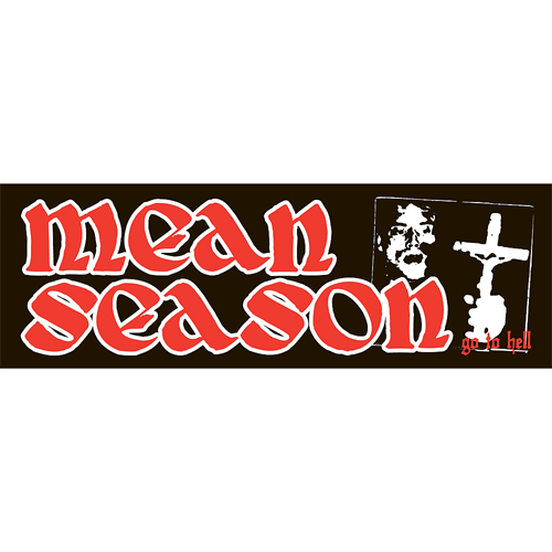 Mean Season Sticker