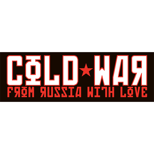 Cold War Sticker