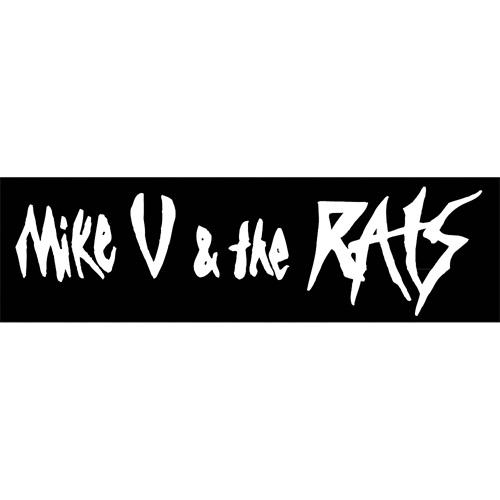 Mike V. and the Rats Sticker