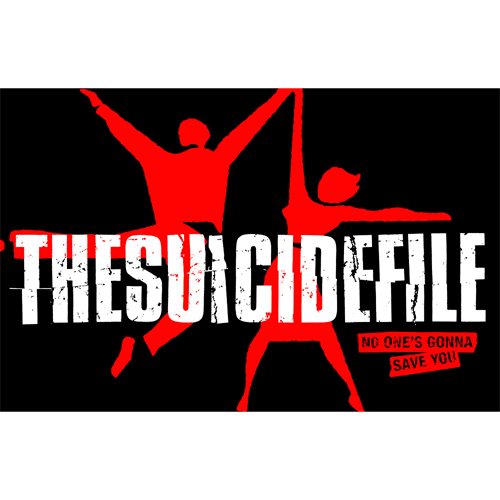 The Suicide File Sticker