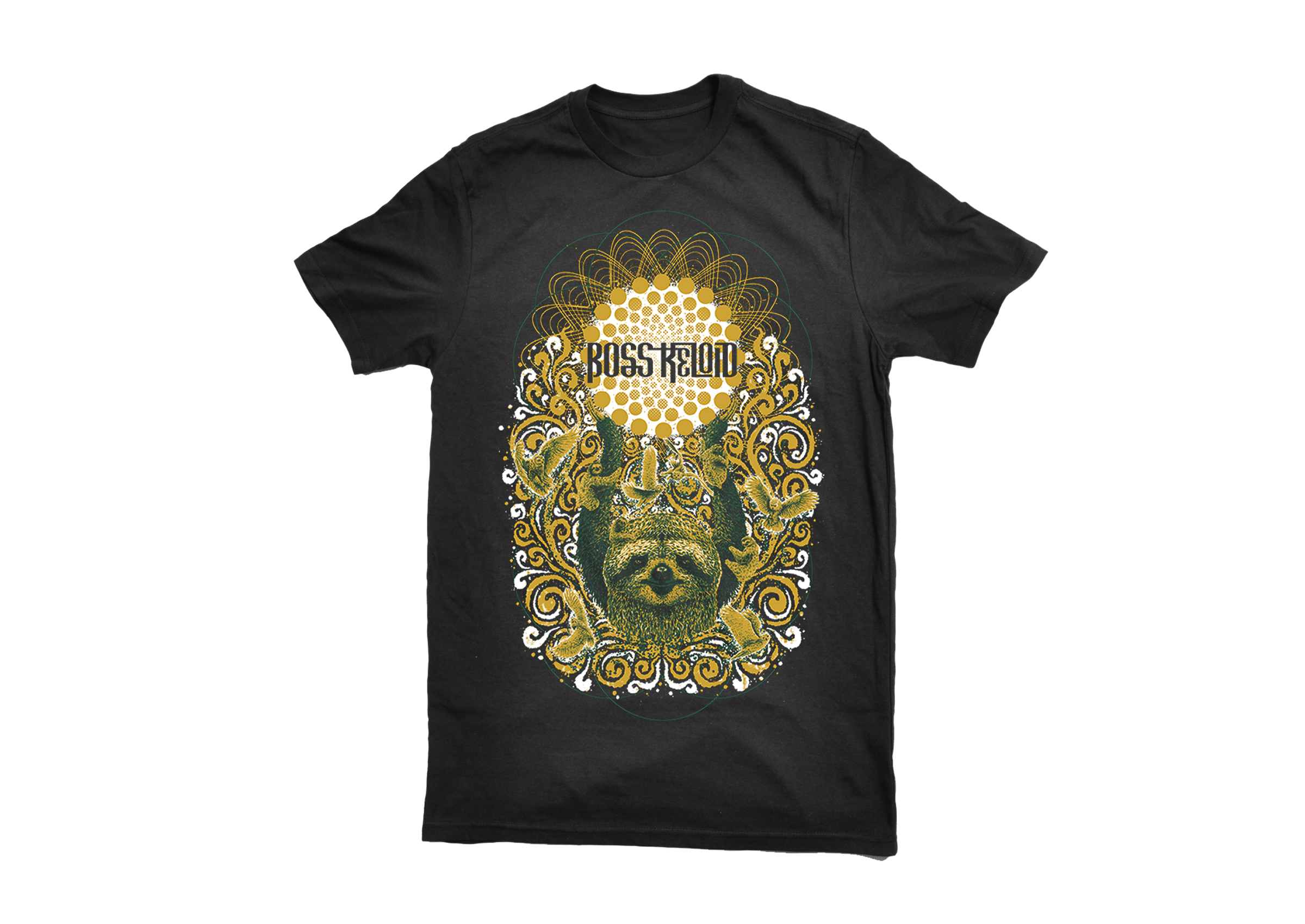 Boss Keloid - Herb Your Enthusiasm shirt